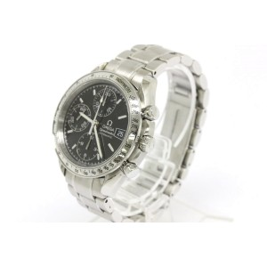 Omega Speedmaster 513.50 Date Steel Automatic 39mm Mens Watch