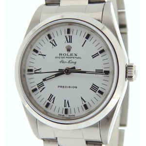 Rolex Air,King 14000 34mm Mens Watch