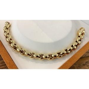 Pomelatto Jewel Set - Necklace & Bracelet 18 Krt