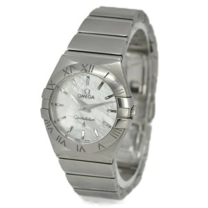 OMEGA Stainless Steel Constellation Watch HK-2272