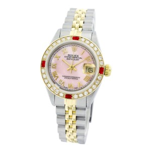Rolex Datejus 6917 26mm Womens Watch