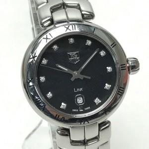 TAG HEUER WAT1410.BA0954 Link Stainlees Steel 11PDiamond Wrist watch