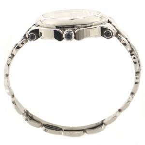 Chopard Happy Sport Oval Quartz Watch Stainless Steel with Floating Diamonds 30