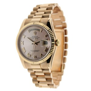 Rolex Day Date 118235 36mm Mens Watch