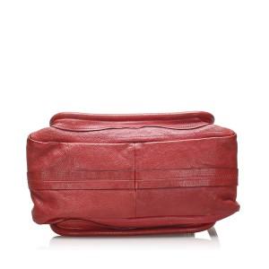 Paraty Leather Satchel