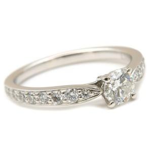 Tiffany & Co. 0.25ct Platinum & Diamond Harmony Ring