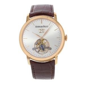 Audemars Piguet Jules Audemars Tourbillon Grande Date Watch Limited Edition