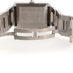 Cartier Tank Solo Automatic Watch Stainless Steel 31