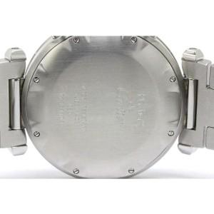 Cartier Pasha Chronograph Stainless Steel Quartz 38mm Mens Watch