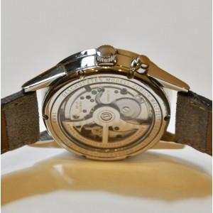 Nomos Glashutte Zurich Weltzeit Nachtblau Stainless Steel 42mm Mens Watch