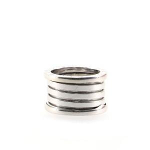 Bvlgari B.Zero1 Five Band Ring 18K White Gold 6 - 52