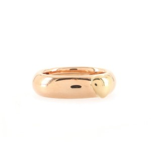 Tiffany & Co. Vintage Friendship Ring 18K Rose Gold with 18K Yellow Gold
