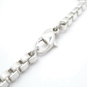 Tiffany & Co. Silver Venetian Necklace