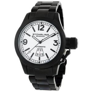 Stuhrling Sea Hawk Ace 215B.335153 Stainless Steel 44mm Watch