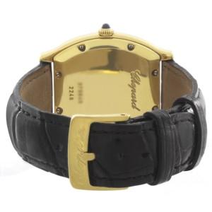 Chopard Men's classique 18K Gold Silver Dial Power Reserve Automatic Watch
