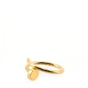 Cartier Juste un Clou Ring 18K Yellow Gold Small 3.75 - 46