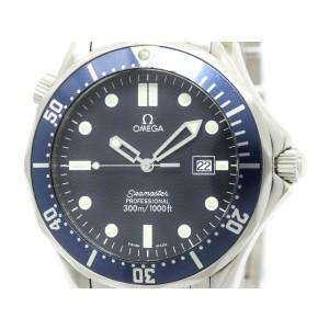 Omega Seamaster 2541.80 Professional 300M Quartz 41mm Mens Watch