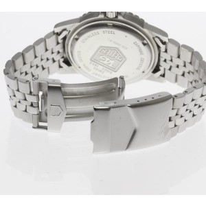 Tag Heuer Professional 929.206G-20 Stainless Steel Quartz 39.5mm Mens Watch