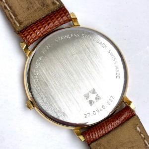 ZENITH COSMOPOLITAN 18K GP & Steel Men's/Unisex Watch