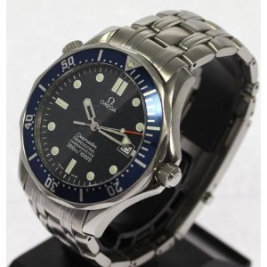 Omega Seamaster Stainless Steel Automatic 41mm Mens Watch