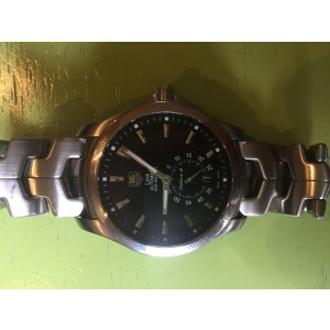 Tag Heuer Link Calibre WJF211A 39mm Mens Watch