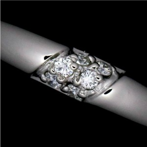 MARGARET HOWELL Diamond 18k white gold Ring