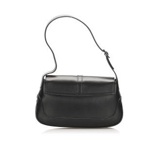 Jackie Leather Shoulder Bag