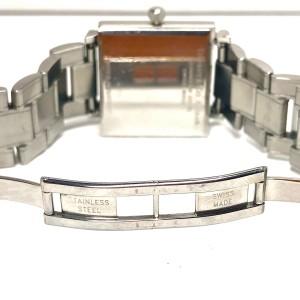TIFFANY & CO. ATLAS Quartz Steel Large Ladies Watch