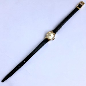 TUDOR By ROLEX Yellow Gold Plated & Steel Ladies Watch