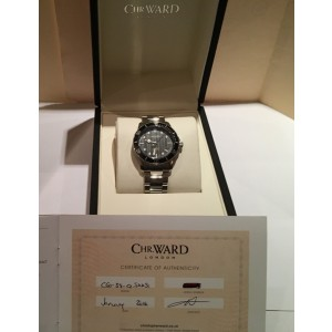 Christopher Ward Trident 300 C60 38mm Mens Watch