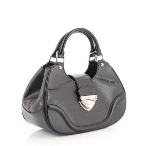 Louis Vuitton Montaigne Sac Handbag Epi Leather