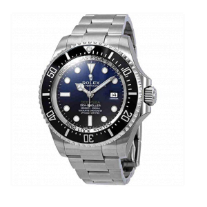 Rolex Deepsea 126660BLSO 44mm Mens Watch