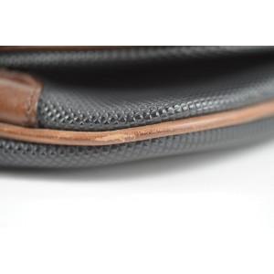 Bottega Veneta Black Leather Garment Cover Travel Bag 235bot211