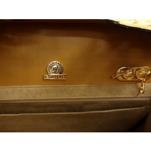 Other Brand Ostrich Satchel 237650