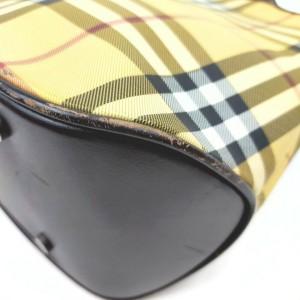 Burberry Classic Beige Nova Check Tote Bag 862361