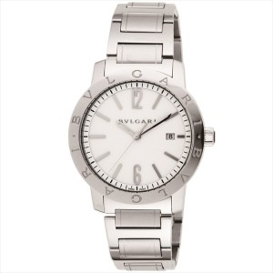 Bvlgari Bulgari BB42WSSDAU Stainless Steel Men's Watch