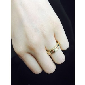 70a9a9bd6e19a Bvlgari Bulgari B. Zero 1 18K Yellow Gold 1 Band AN852260 Ring ...