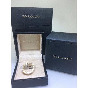 Bvlgari Bulgari B. Zero 1 18K Yellow Gold 1 Band Ring AN852260