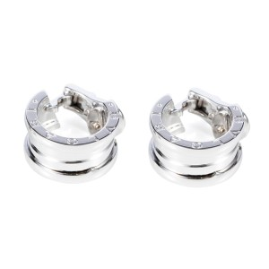 Bulgari B. Zero 1 18K White Gold Earrings OR851272