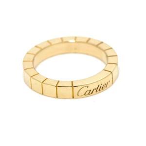 Cartier 18K yellow gold Laniere Ring