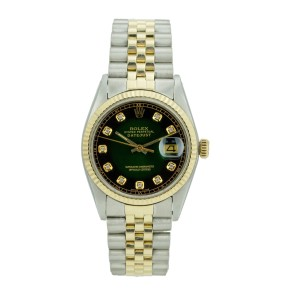 Rolex Datejust 16013 Vintage 36mm Mens Watch
