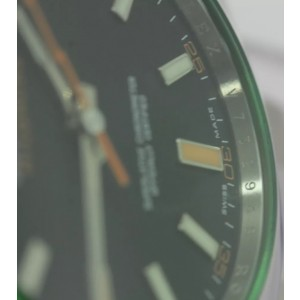 Rolex Milgauss 116400GV Stainless Steel 40mm Mens Watch