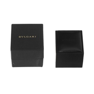 Bulgari B.zero1 18K Rose Gold Band Ring Size 6.5