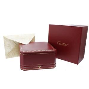Cartier Love B6035917 Yellow Gold 0.42ct. Diamond Bracelet Size 16