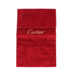Cartier Love Bracelet W/G Full Dia Size 16