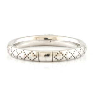 GUCCI 18K white gold Diamond Ring