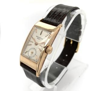 PATEK PHILIPPE Manual-Winding 18K Rose Gold Watch