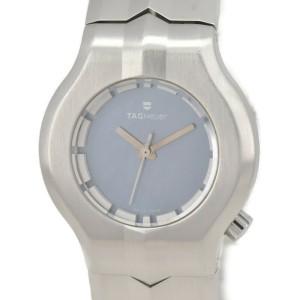 TAG HEUER Alter ego WP1312 Blue shell Dial Quartz Ladies Watch