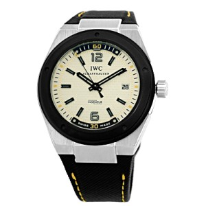 IWC Ingenieur Climate Action IW 3234-02 Stainless Steel 44mm Watch