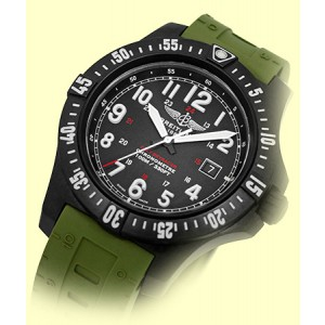 Breitling Colt Skyracer X74320E4/BF87/298S/X20S.1 Black Stainless Steel 45mm Mens Watch